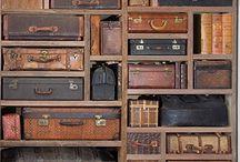 Vintage Suitcase Love / by Foam Bubbles