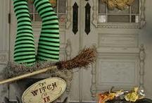 Halloween ....Mmmwwaaahahaha / by Janet Aikey