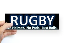 RUGBY / by Johnathan Watson