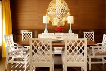 Dining room inspiration / by Kristine Kennedy