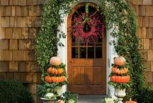 Thanksgiving & Fall / by Heather Fullington