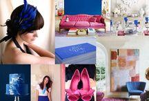 """{""""I-Do""""} - Color """"Blue"""" / by TreBella Events"""