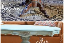 Chalk Paint Projects / by Lisa Horne