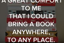 Book quotes/pictures / by Jessica Green