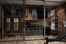 CLOSET / by Fresia Herhuay     Interior Designer