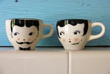 ♥ Coffee Addiction ♥ / Awww...that first sip of coffee in the morning...nothing tastes better. / by Michelle O'Donohoe