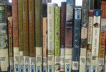 Books!  / by Stacie Van Lerberg Brown