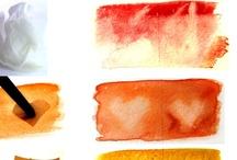 Watercolor inspiration / by Maria Arifulina