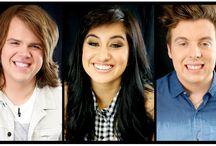 Idol XIII - Top 3 Portraits / by American Idol