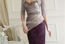 Mother of the Bride Dresses / by Amy Weimer