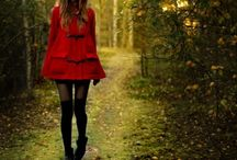 red riding hood / by Christelle Diss