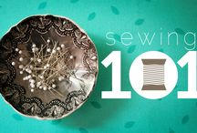 Sewing / by Carrie Ward