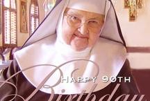 Mother Angelica-EWTN / by rtp PerniciaroLast Name