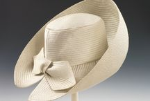 Vintage hat: Halston / by Mary Robak