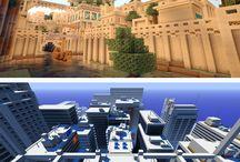 Minecraft / by Jenna cupcake