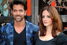 Second marriage on cards for Hrithik? / by Current Newsof India