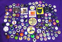 Button Collections / Celebrating our favorite button collections. Got a great one? Email orders@busybeaver.net and you could be featured! / by Busy Beaver Button Co.