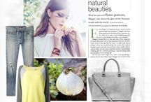 { fashion } / Outfit inspiration for Botanical Nomenculture jewelry https://www.etsy.com/shop/shopBN / by Botanical Nomenculture