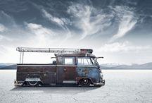 Cars / by Niklas J Wegdell