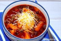 Crockpot Recipes / by Emily Juhnke