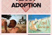 Adoption-Foster Care / by Lorilee Vanderveer McGee