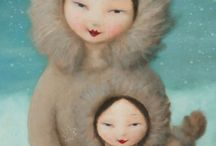 Eskimo ^_^ / by Natalia Babilon