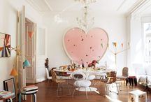 interiors / by Emily Andersson