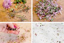 Crafts | Handmade Paper / How To make Hand Made Recycled Paper with Projects & Tutorials. / by tla17