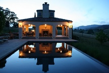 Pools & Poolhouses / by Patricia Dillon-Binda