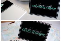 Bridal/baby shower stuff / by Laura Epting