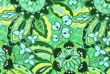 Fabrics / by Kristi Buchanan