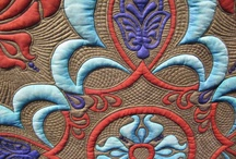 Painted Quilts / by Mary Manson Quilts