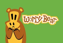 All About Worry Bear / by Paul Frank The Official Page