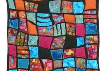 Fiber Arts / by Dora Ficher Art