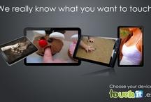 We are Touchit.es / Este será un board con nuestro carácter personal / by Touchit Tablets