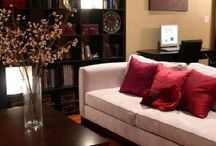 Home - Family Room Inspiration / by Amber Johnson