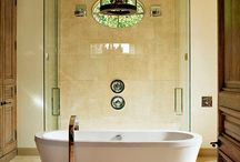 » Interiors_Bathroom « / by Ruslan Mashkov