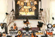 Halloween Ideas  / by Sarah Smith