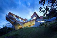 architecture / by Angelique Garcia Querero