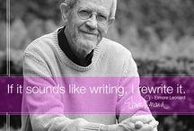 My Writing / by Tye Simmons