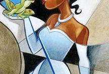 great Art / Wonderful pieces of art. / by Dana Jones