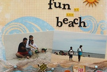 Scrapbooking Beach / by Jacqueline Graves