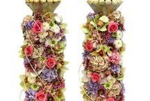 floral arrangements / by Dr. Diaz-Orescovich
