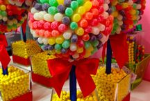 candy bar goodies/deco♥ / by Cindy James