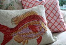 Fabrics / by Green Street Blog