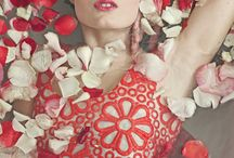 Color Inspiration- Red / by Jerry Rose Floral and Event Design