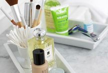 Bathroom Organising / by Kerina Edwards