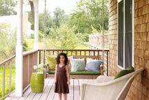 outdoor spaces / by Jenn Nash