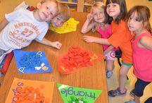 kindergarten - sorting / by Geri Archer