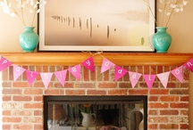 diy crafts that i've actually done / projects i've finished without burning down the house. / by Susie Allison